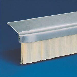 Bürstendichtung mit Stahlprofil