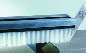 Bürstenleisten zur Automatisierung von Kullen-Koti