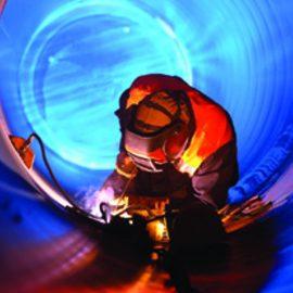 Industriebürsten für Pipelines