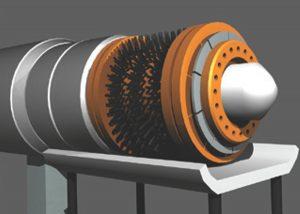 Reinigungsbuersten Gaspipelines | KULLEN-KOTI