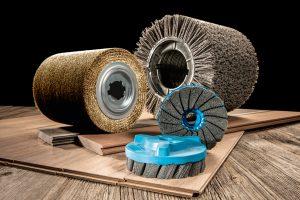 Technische Buersten Holzbearbeitung