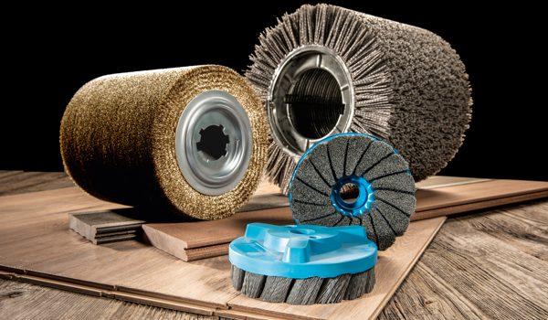 Maßgeschneiderte Bürsten für die Holzbearbeitung