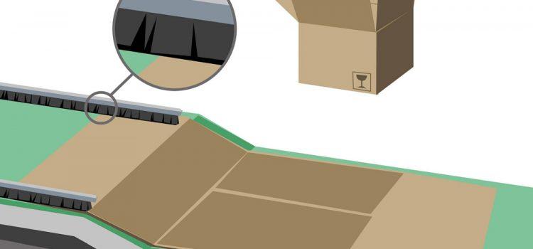 Technische Bürsten für die Verpackungstechnik