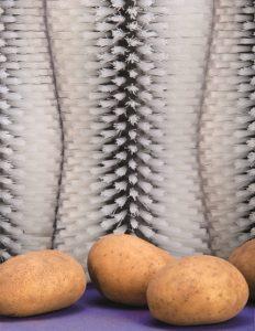 Reinigungsbürsten für Kartoffeln