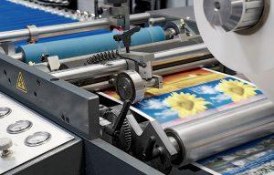 Walzenbuersten in der Druckindustrie